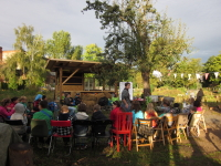 Bericht: Projekttag Tomate / Catastrophe Cooking im Gemeinschaftsgarten Querbeet